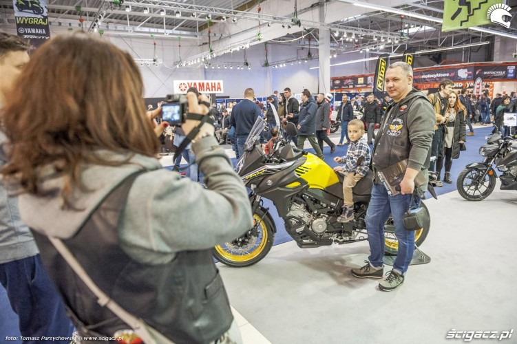 Warsaw Motorcycle Show 2018 212