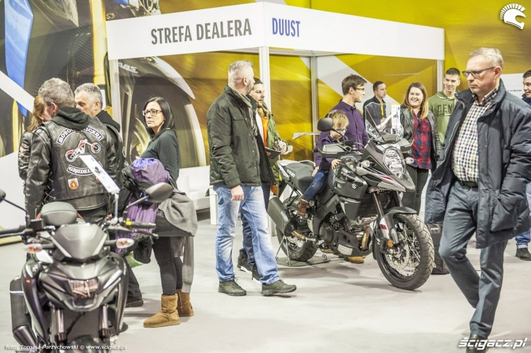 Warsaw Motorcycle Show 2018 213