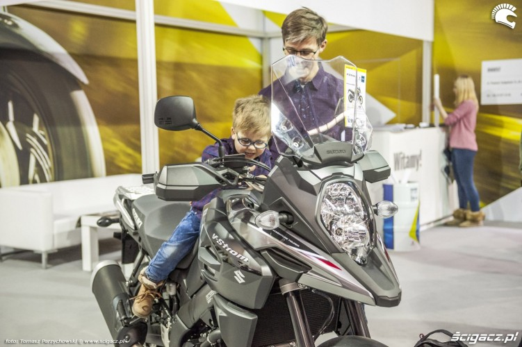Warsaw Motorcycle Show 2018 214
