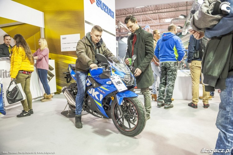 Warsaw Motorcycle Show 2018 215