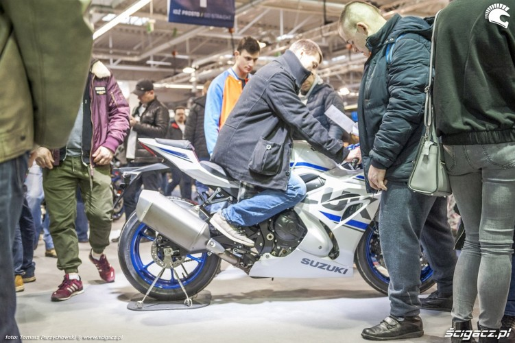 Warsaw Motorcycle Show 2018 216