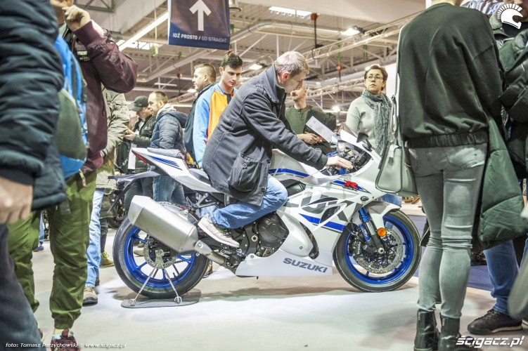 Warsaw Motorcycle Show 2018 217