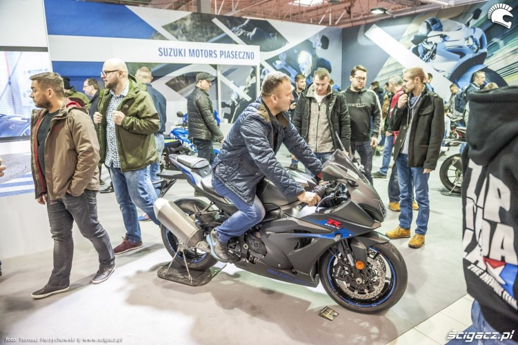 Warsaw Motorcycle Show 2018 219