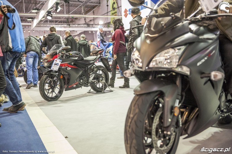 Warsaw Motorcycle Show 2018 220