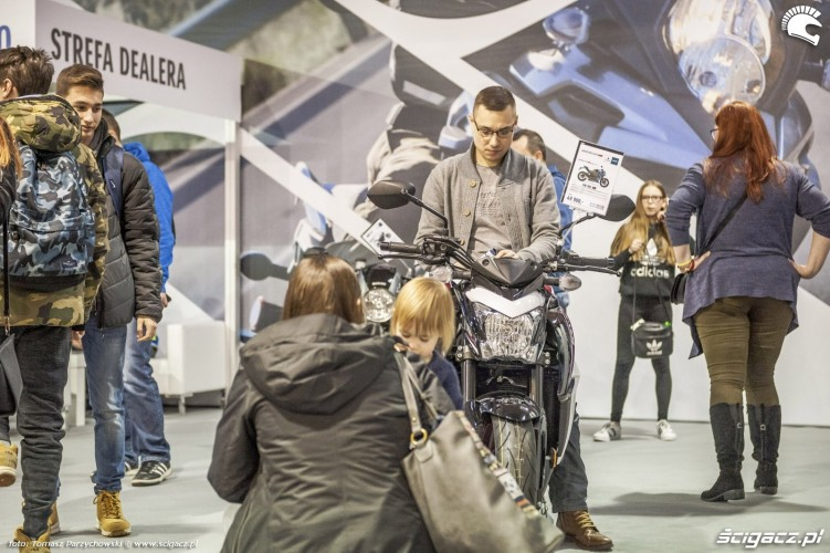 Warsaw Motorcycle Show 2018 221
