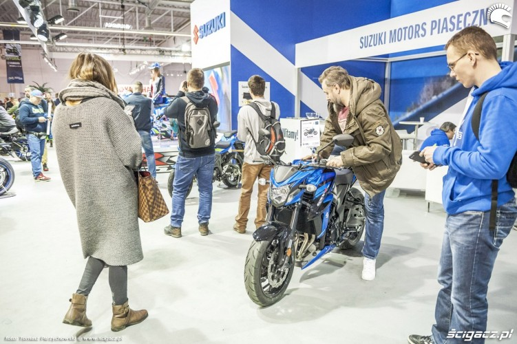 Warsaw Motorcycle Show 2018 222