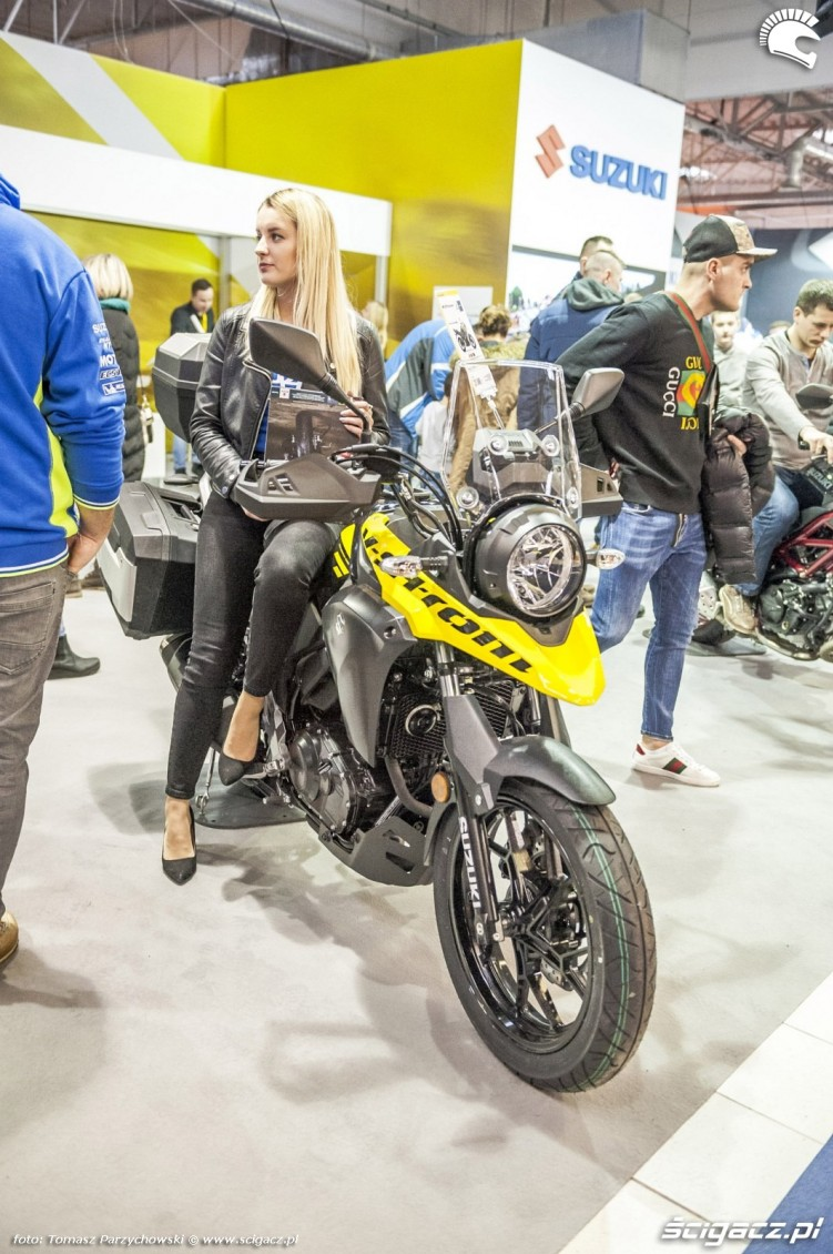 Warsaw Motorcycle Show 2018 224