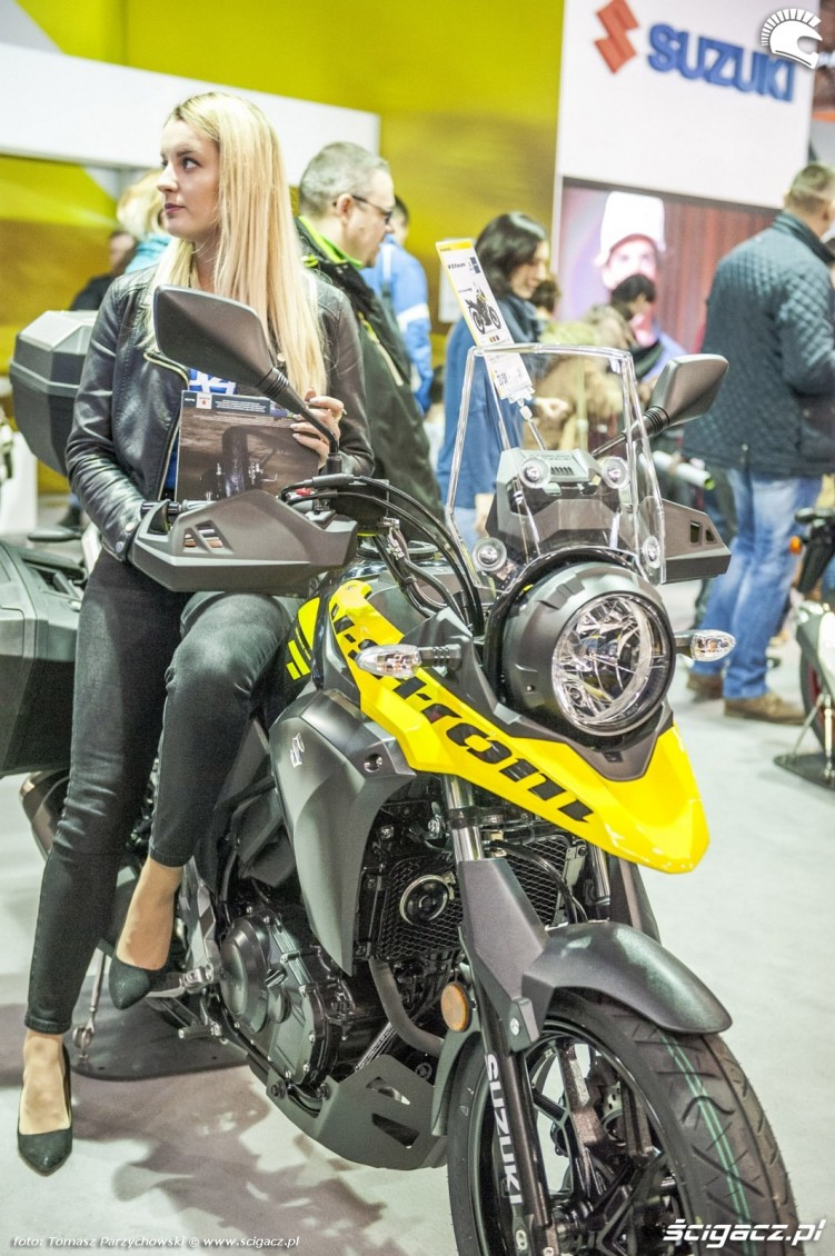 Warsaw Motorcycle Show 2018 225