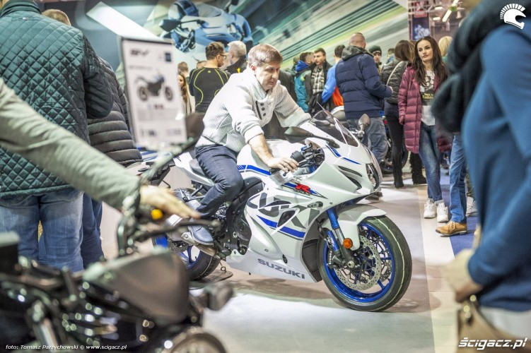 Warsaw Motorcycle Show 2018 226