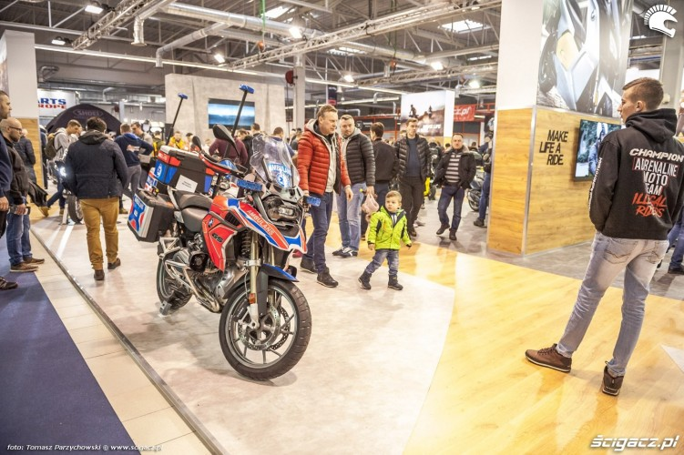 Warsaw Motorcycle Show 2018 227