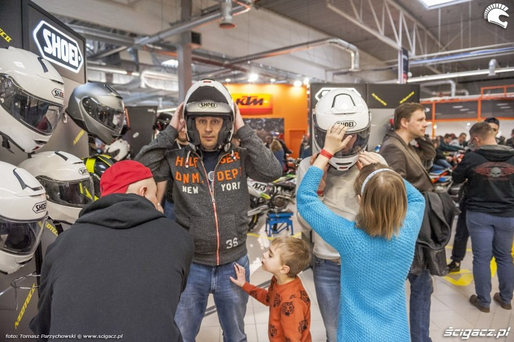 Warsaw Motorcycle Show 2018 229