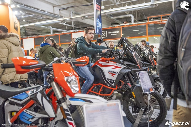 Warsaw Motorcycle Show 2018 231