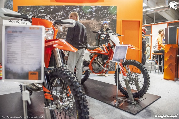 Warsaw Motorcycle Show 2018 232