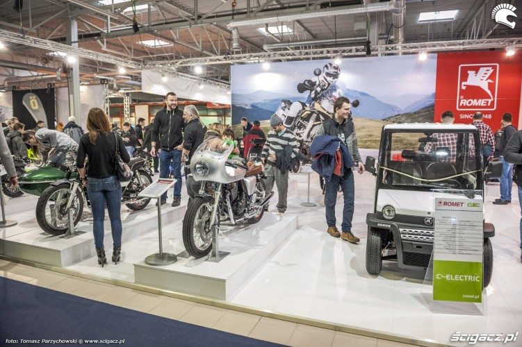 Warsaw Motorcycle Show 2018 233