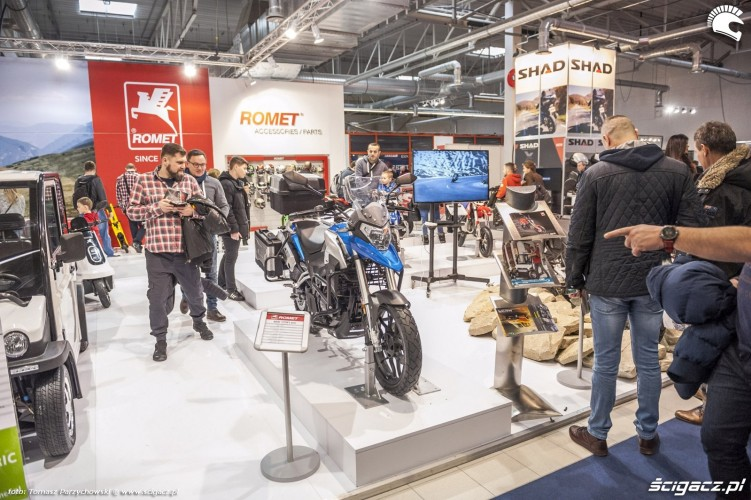 Warsaw Motorcycle Show 2018 234