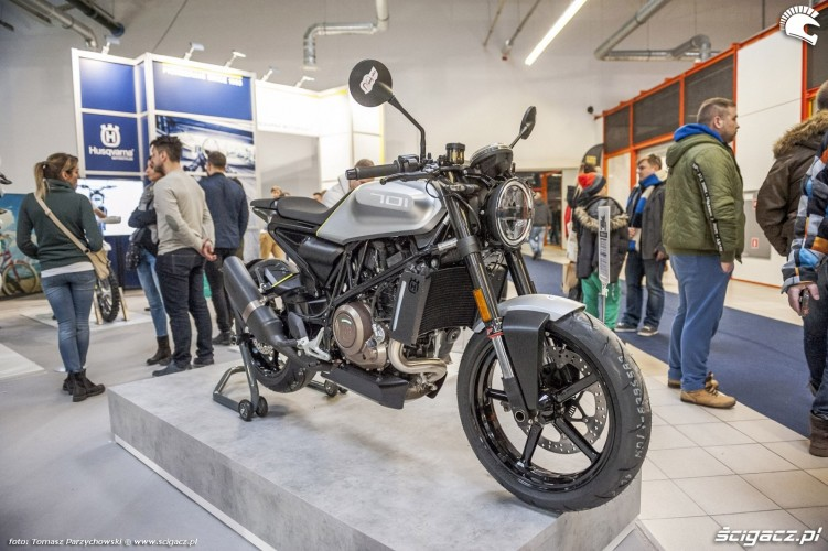Warsaw Motorcycle Show 2018 237