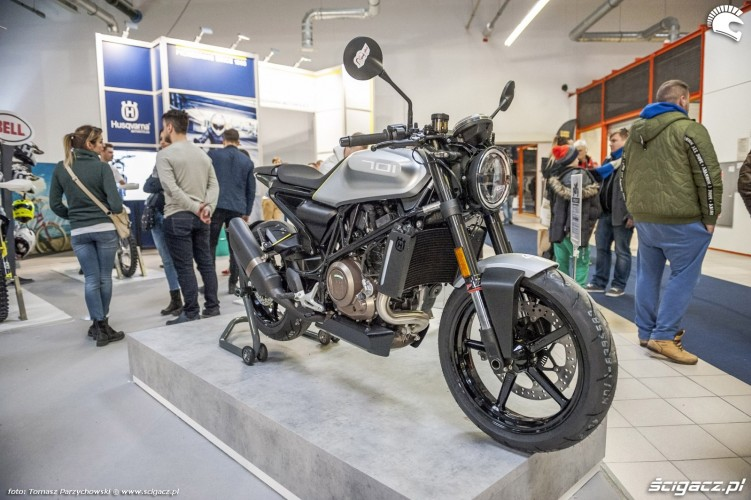 Warsaw Motorcycle Show 2018 238