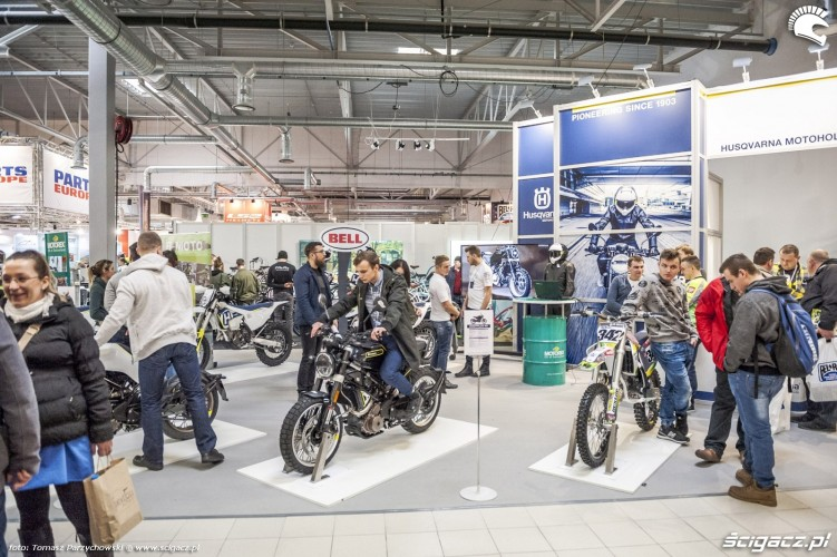 Warsaw Motorcycle Show 2018 239
