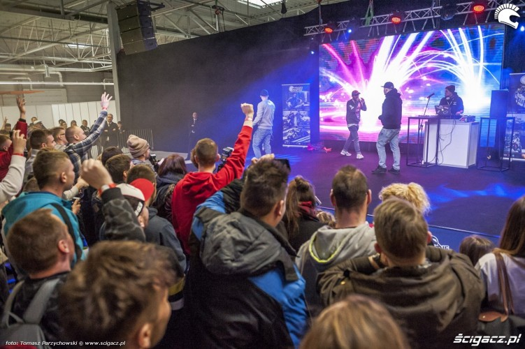 Warsaw Motorcycle Show 2018 243