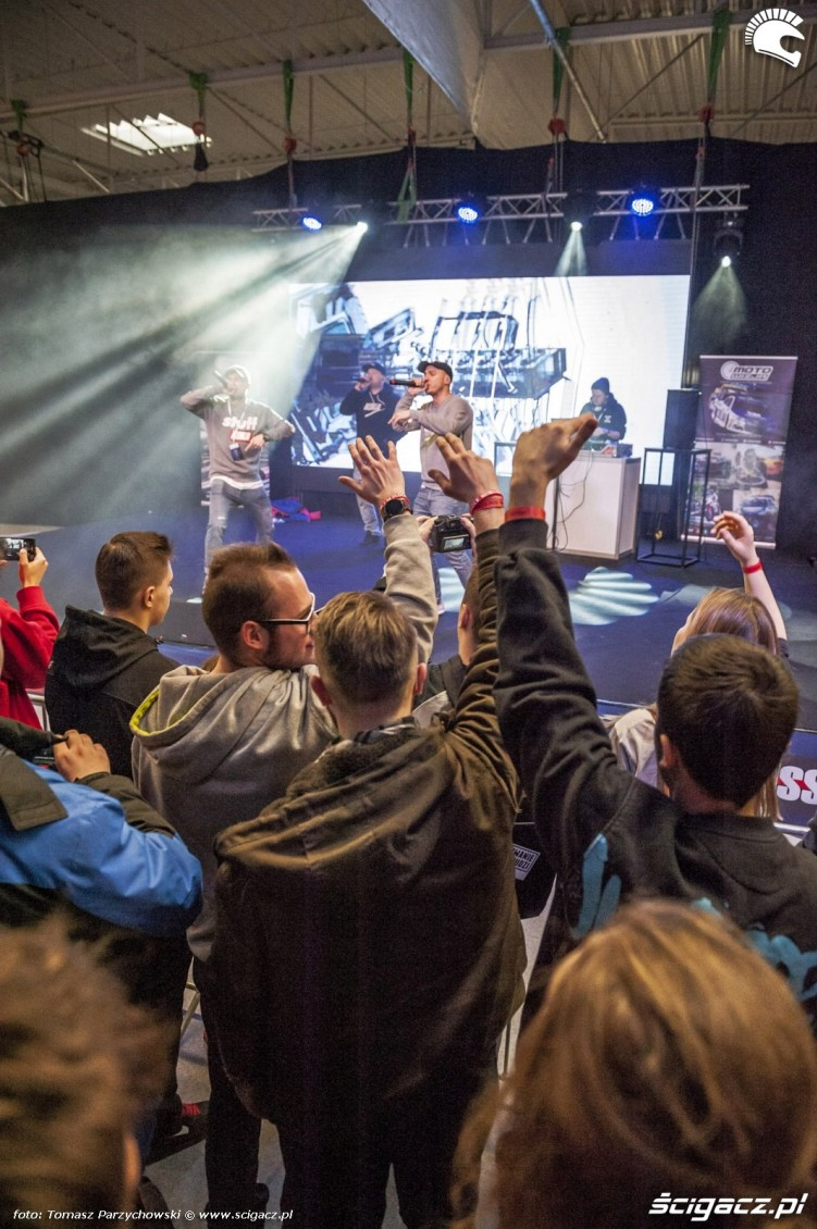 Warsaw Motorcycle Show 2018 266