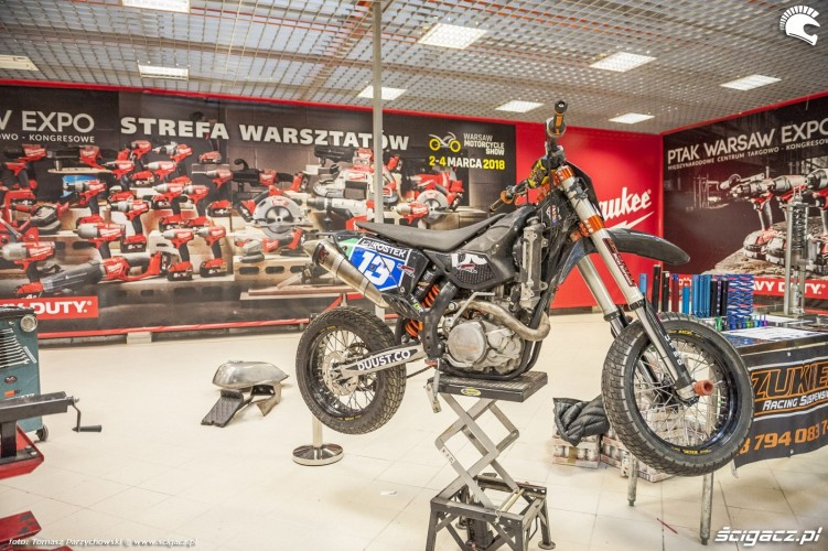 Warsaw Motorcycle Show 2018 282