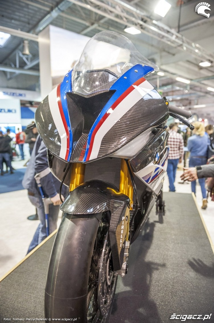 Warsaw Motorcycle Show 2018 292
