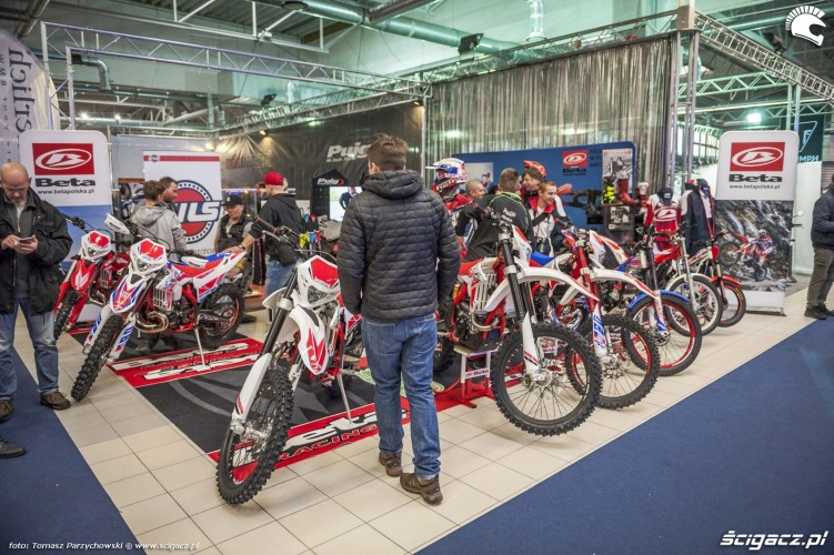 Warsaw Motorcycle Show 2018 302