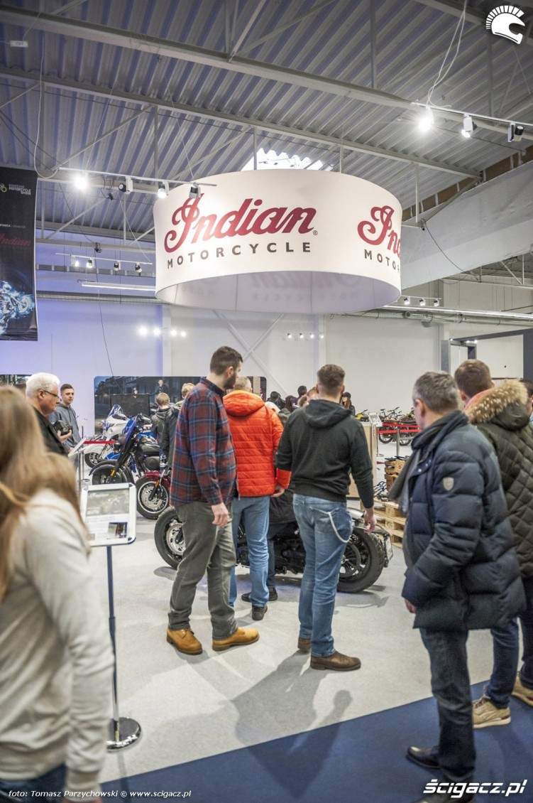 Warsaw Motorcycle Show 2018 303