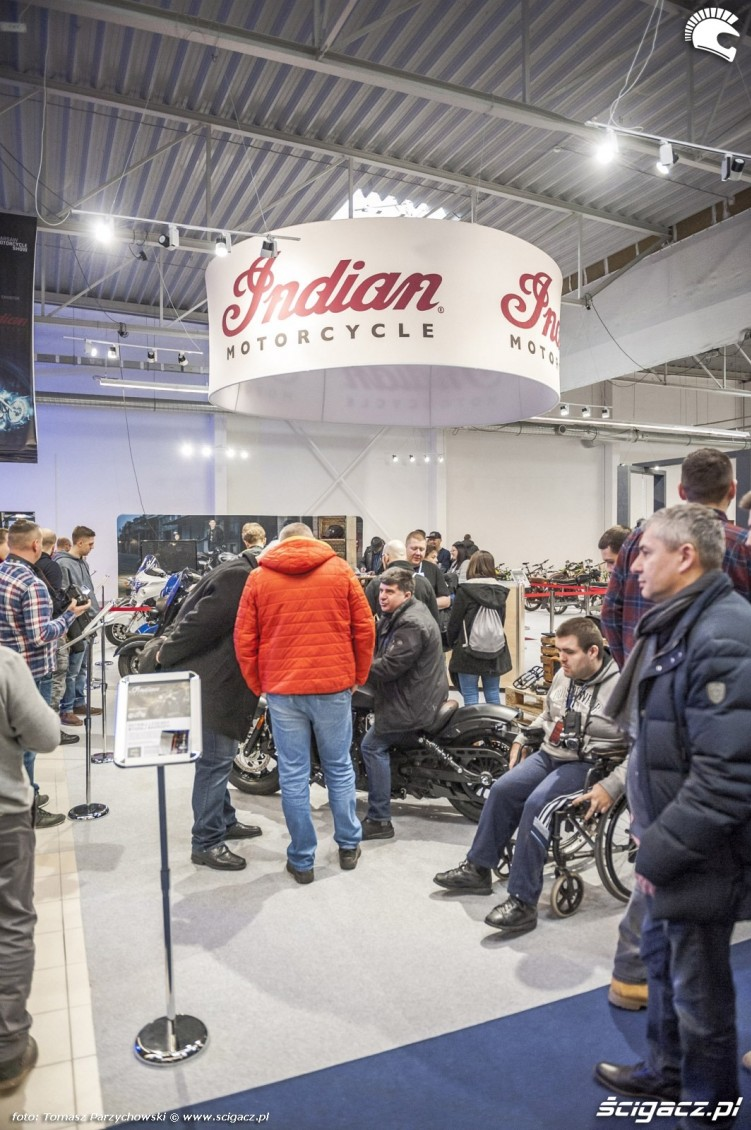 Warsaw Motorcycle Show 2018 304