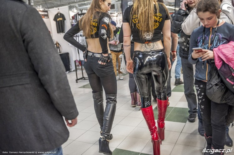 Warsaw Motorcycle Show 2018 307