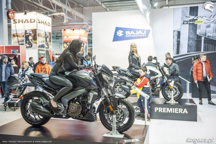 Warsaw Motorcycle Show 2018 322