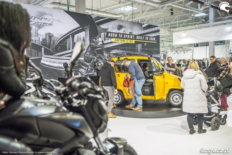 Warsaw Motorcycle Show 2018 326