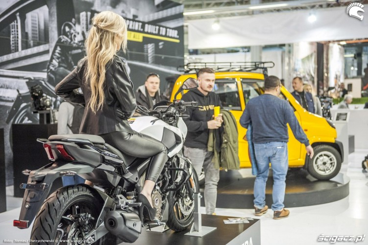Warsaw Motorcycle Show 2018 328