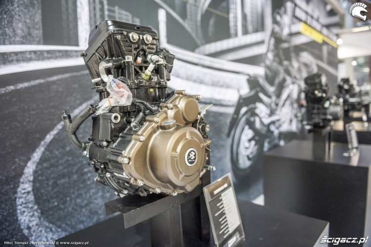 Warsaw Motorcycle Show 2018 329