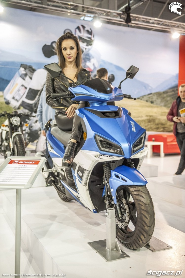 Warsaw Motorcycle Show 2018 331
