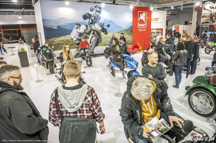 Warsaw Motorcycle Show 2018 333