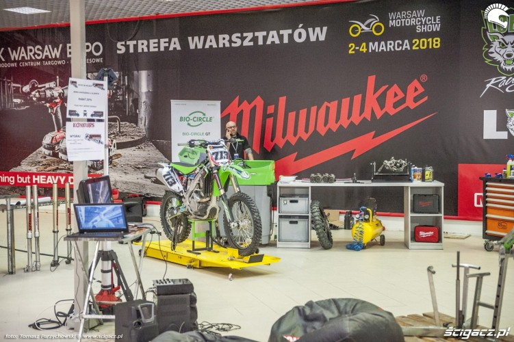 Warsaw Motorcycle Show 2018 337