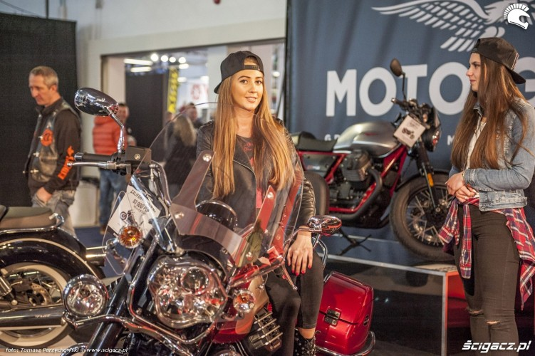 Warsaw Motorcycle Show 2018 340