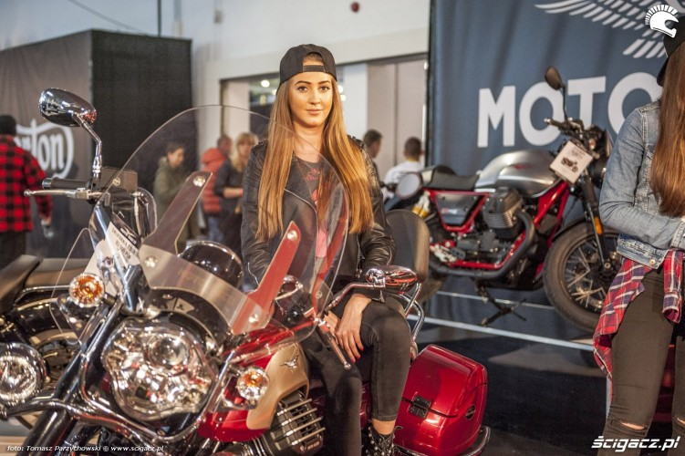 Warsaw Motorcycle Show 2018 342