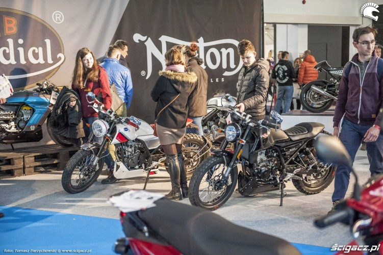 Warsaw Motorcycle Show 2018 345