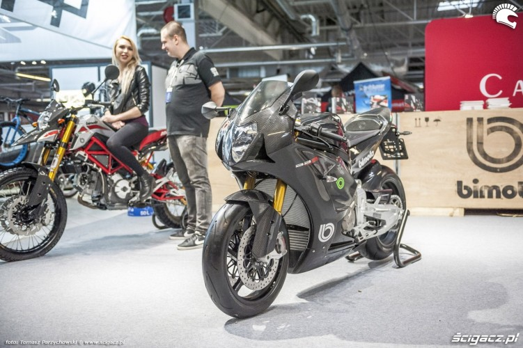 Warsaw Motorcycle Show 2018 348