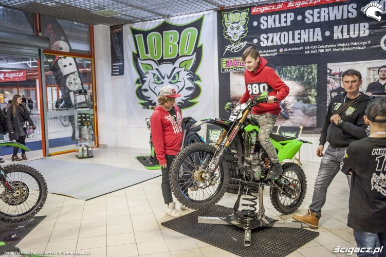 Warsaw Motorcycle Show 2018 351