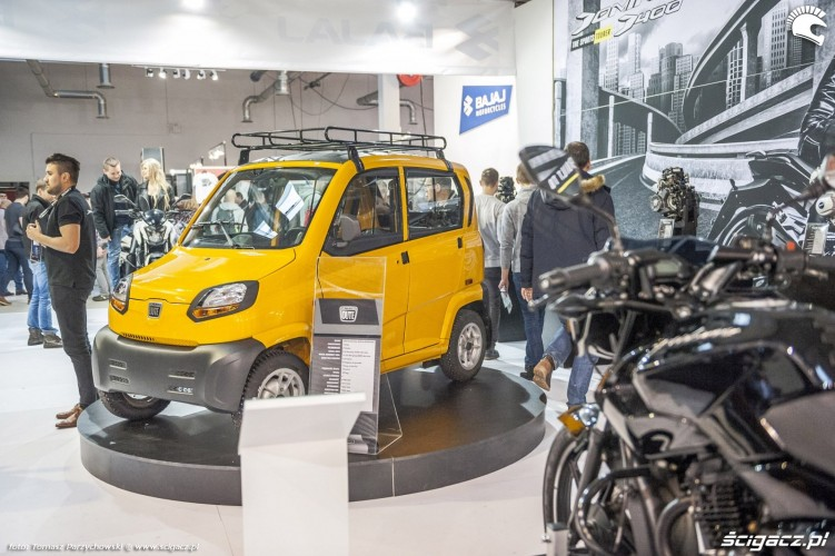 Warsaw Motorcycle Show 2018 354