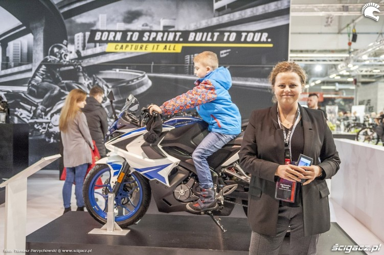 Warsaw Motorcycle Show 2018 360