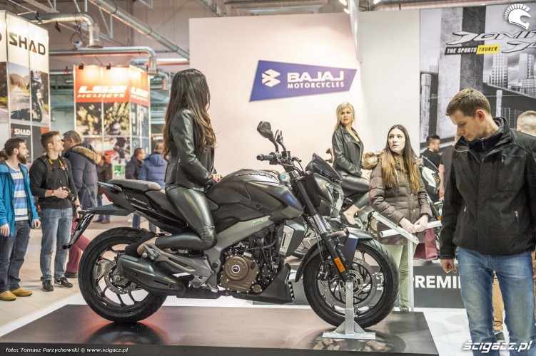 Warsaw Motorcycle Show 2018 361