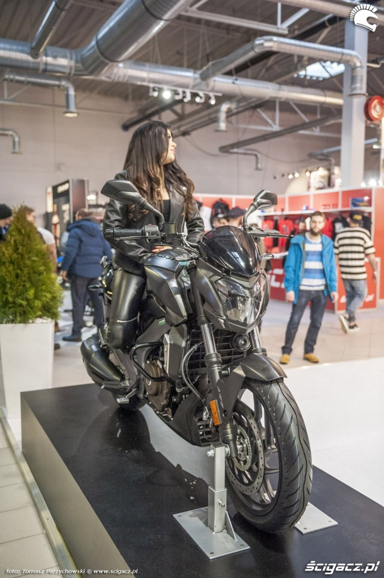 Warsaw Motorcycle Show 2018 362