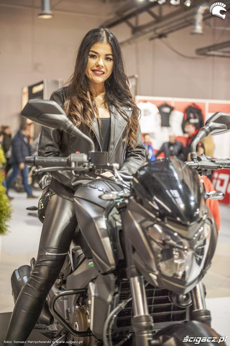 Warsaw Motorcycle Show 2018 363