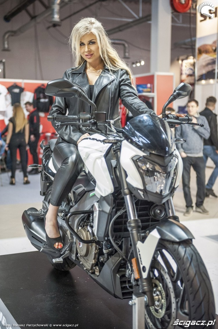 Warsaw Motorcycle Show 2018 365