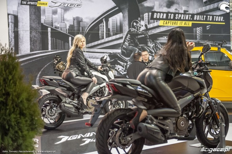 Warsaw Motorcycle Show 2018 371