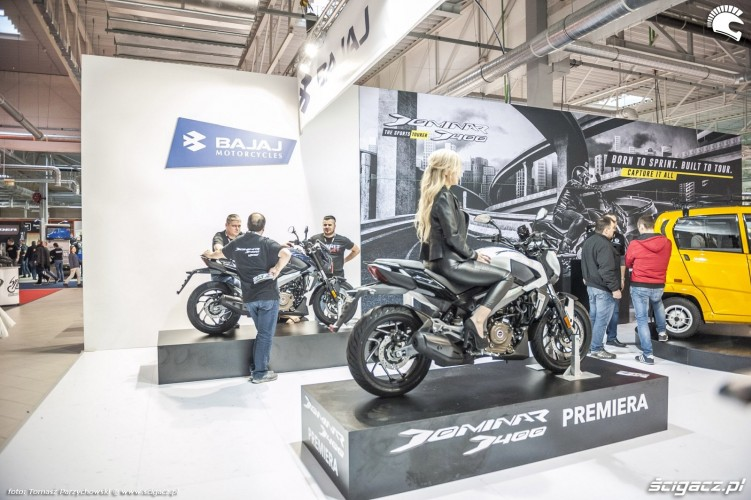 Warsaw Motorcycle Show 2018 372